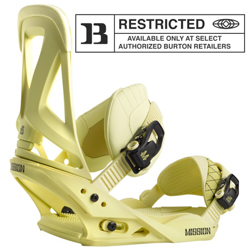 binding Burton Mission Restricted