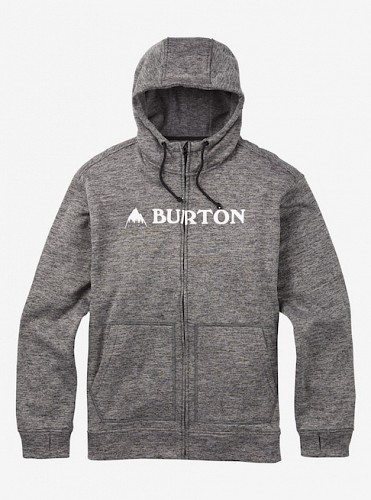 Men's Burton Oak Full-Zip Hoodie