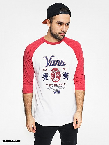 T-shirt VANS Cold One Raglan 3/4