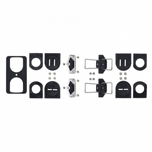 Voilé Splitboard Hardware for splitboard Bindings